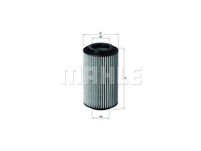 Filter ulja 111531 - Honda
