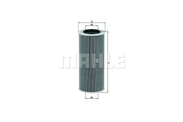 Filter ulja 111551 - BMW