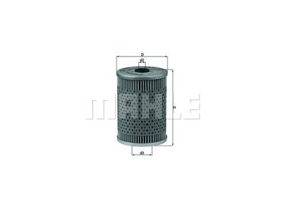 Filter ulja 111570 - Mercedes-Benz