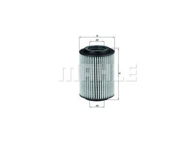 Filter ulja 111576 - Honda