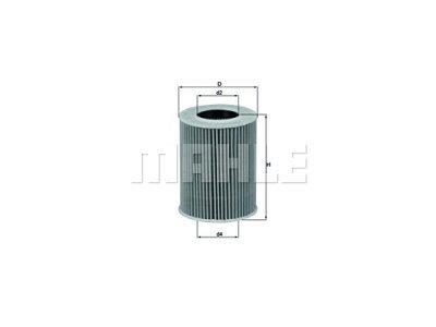 Filter ulja 111587 - Hyundai, Kia