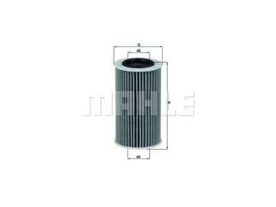 Filter ulja 111594 - Chrysler, Hyundai, Kia
