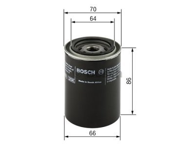 Filter ulja BSF026407025 - Hyundai i20 08-