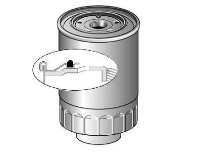 Filter ulja FT6111 - Ford Ranger 11-