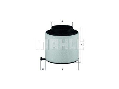Filter vazduha 105391 - Audi
