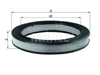 Filter vazduha 105392 - BMW