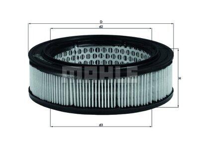 Filter vazduha 105433 - Ford