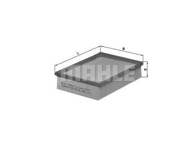 Filter vazduha 105463 - BMW