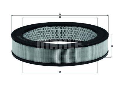 Filter vazduha 105719 - Honda, Mazda