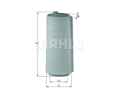 Filter vazduha 105739 - BMW, Land Rover