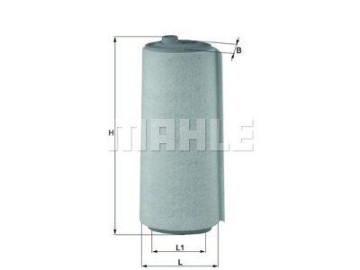 Filter vazduha 105739 - BMW, Land Rover