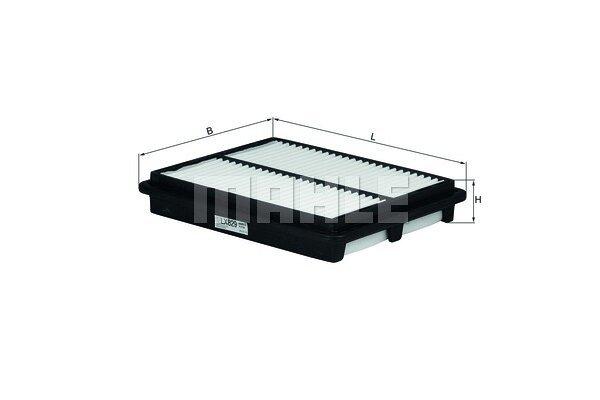 Filter vazduha 105744 - Daewoo
