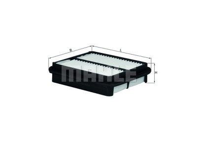 Filter vazduha 105766 - Suzuki