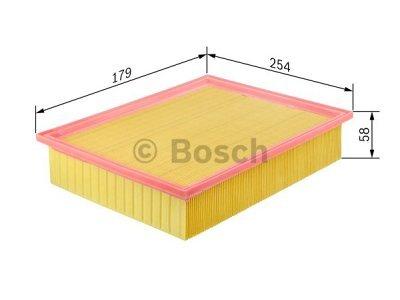 Filter vazduha  BS1457433095 - Ford Maverick 01-07