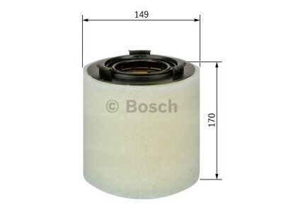 Filter vazduha BSF026400391- Audi A1 10-