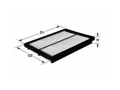 Filter vazduha PA7085 - Daewoo, Nissan, Subaru