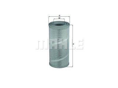 Filter zraka 105183 - Iveco