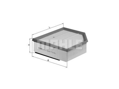 Filter zraka 105218 - Volvo