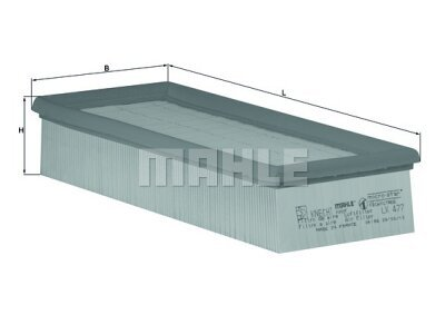 Filter zraka 105520 - Renault