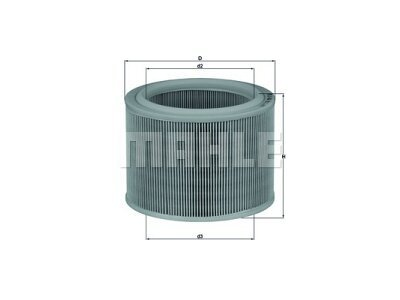 Filter zraka 105527 - Citroen, Peugeot