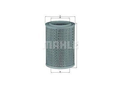 Filter zraka 105624 - Iveco