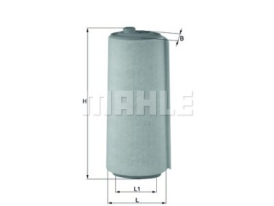 Filter zraka 105739 - BMW, Land Rover