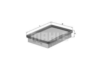 Filter zraka 105796 - Hyundai