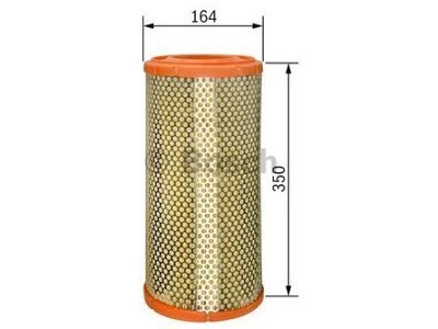 Filter zraka BS1457433332 - Iveco Daily 06-14