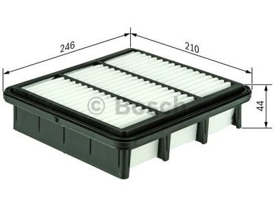 Filter zraka BS1457433580 - Hyundai Terracan 01-06