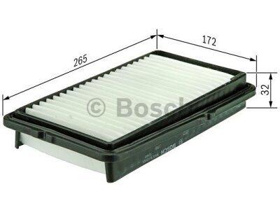 Filter zraka BSF026400001 - Suzuki Ignis 00-03