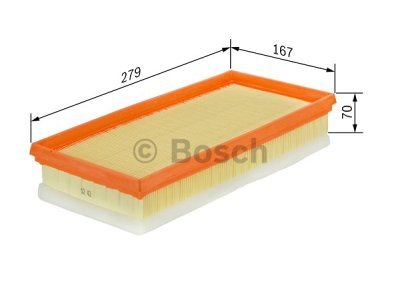 Filter zraka BSF026400150 - Peugeot RCZ 10-