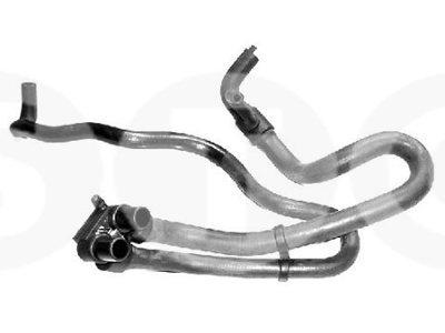 Fleksibilna cev hladnjaka grejanja Citroen Xsara 97-05