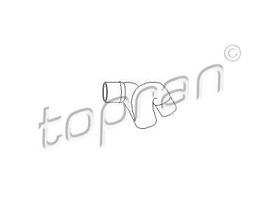 Fleksibilna cev hladnjaka vode Opel Astra -02