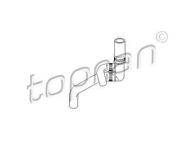 Fleksibilna cev za hladnjak vode Seat Ibiza 93-99