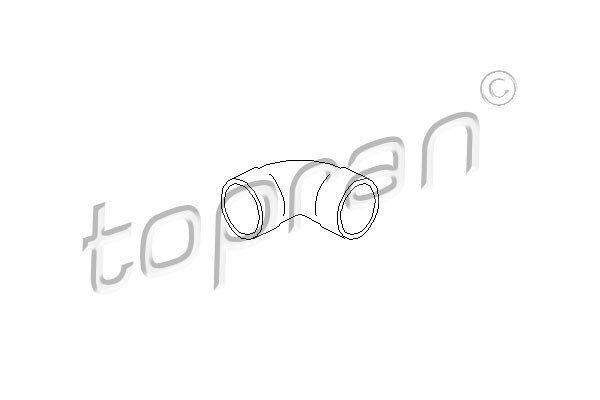Fleksibilna cijev turbine Volkswagen Polo 94-01 1.9 TDI