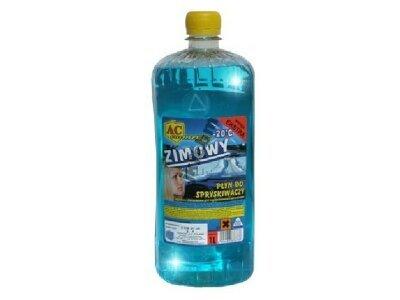 Flüssigkeit für Glasreinigung (winter) 1 L brez metanola