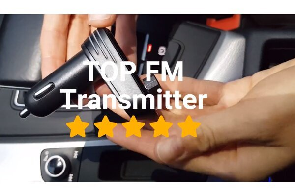 FM oddajnik, dvojni USB, MP3/WMA, Bluetooth 4.2