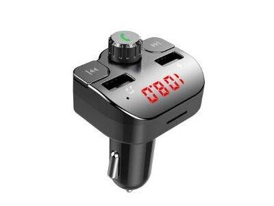 FM oddajnik in USB polnilec G15, Bluetooth 5.0, 2 USB