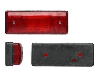Gabaritno svjetlo Mercedes Sprinter 06 - crveno