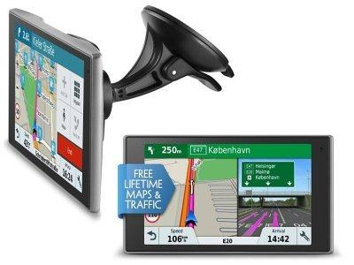 "Garmin navigacija DriveLux 50 LMT, +EU, 5"""