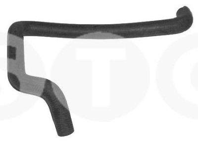 Gibka cev hladilnika gretja Peugeot 306 93-03 1.9 D