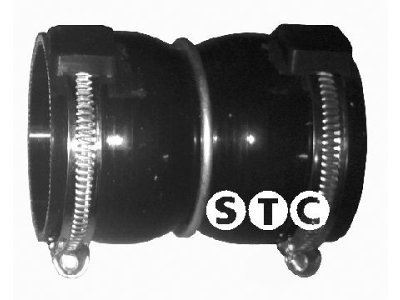 Gibka cev turbine Citroen C4 04-10 1.6 HDi