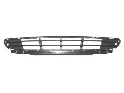 Gitter Mercedes-Benz C W203 00-07 in der Stoßstange schwarz