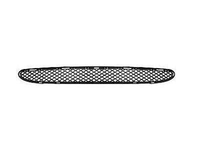 Gitter mitte Mercedes C W203 00-04