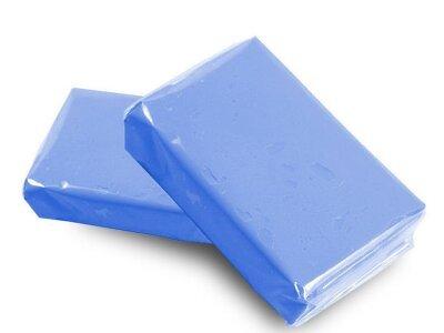 Glina za za dekontaminaciju laka, 100g, Plava