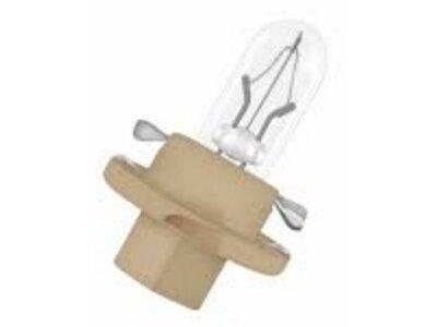 Glühbirne (braunes Gehäuse) 1,5W Bx8,5d 10 Stück