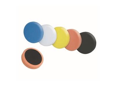 Gobica za poliranje (rumena) 150 mm, srednje trda