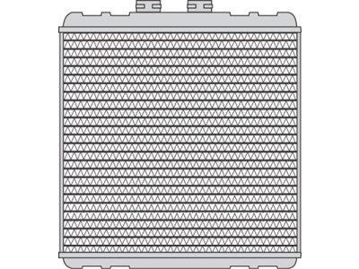 Grejač kabine Audi A2 00-05