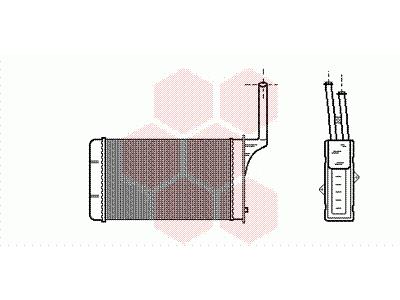 Grejač kabine Citroen AX, Saxo/Peugeot 106/