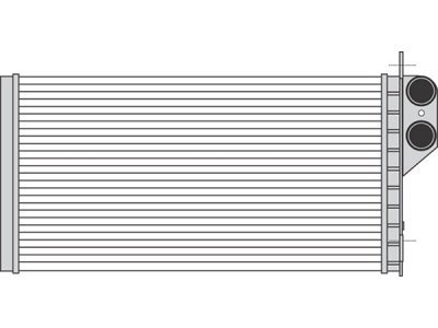 Grejač kabine Citroen C2 03-09